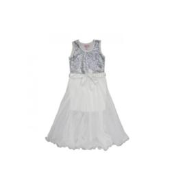 0005 LoFff jurk wit Z7716-01