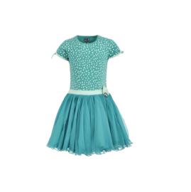 000 LoFff jurk groen Z8554-64