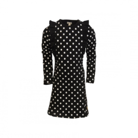 00001 LoFff jurk Ruffle Z8405-95