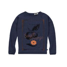 Bomba T-shirt blauw KG16-767 Maat 146