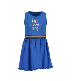 000032 Blue Seven jurk blauw 721577