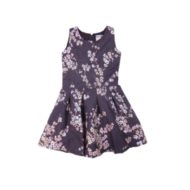 00052 LoFff jurk - jacquard dress Z8188-05