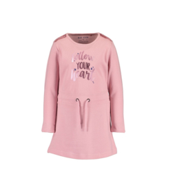 00003 Blue Seven jurk roze 773600