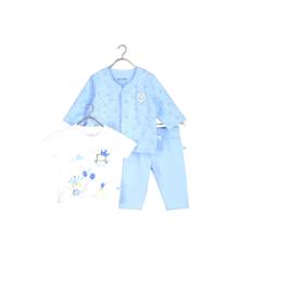 00 Blue Seven setje 422140 blauw maat 56