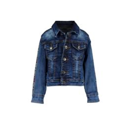 0001 Blue Seven jeans jasje 845014