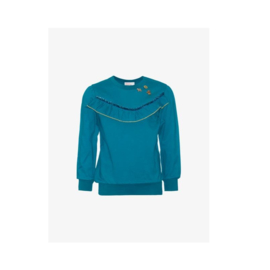 0001 Mim-Pi sweater MIM-1029 blauw