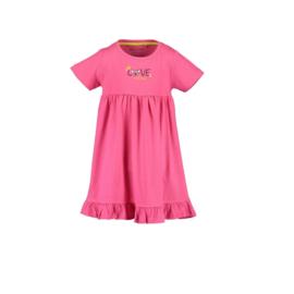 0001 Blue Seven jurk roze 721597