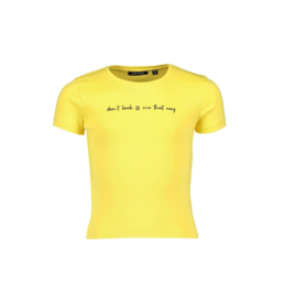 000031 Blue Seven shirt geel 502683
