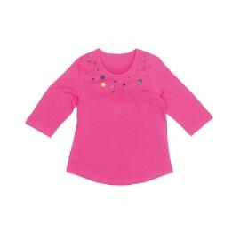 00001 Mim Pi 1634 shirt roze maat 74