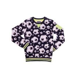 00001  Legends22 Sweater Ronaldo darkblue - green 20-313