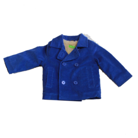 0001 Lily Balou winterjas blauw maat 80