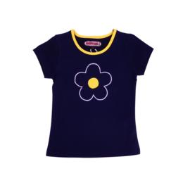 001 HappyNr1 shirt blauw geel  Hp-19-104