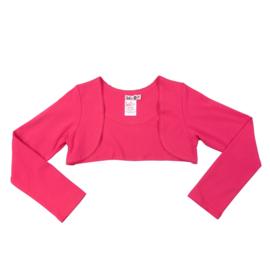 00012 LoFff bolero roze z8351-03