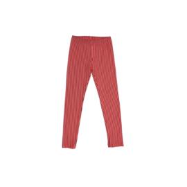 0013 LoFff legging streep perzik z9113-20