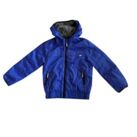 01 ZK zomerjas blauw 110- 116