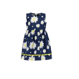 00033 Blue Seven jurk blauw 734087