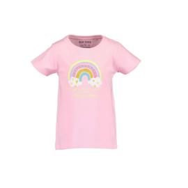 00001 Blue Seven shirt roze 702205