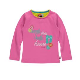 01 Bomba  k17-212 T-shirt  roze