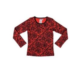 005 LoFff Shirt -Red/Black- Z8047-03