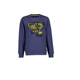 00001 Blue Seven sweater blauw 670142 maat 152