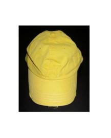 Airforce gele cap met ster voordeel