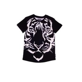 00015  Legends22 Shirt tiger black 20-394