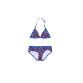 001 Just Beach bikini blauw Flamingo