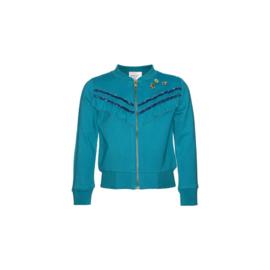 0001 Mim-Pi vest MIM-1023 blauw