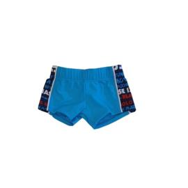 021 Far Out zwembroek lichtblauw maat 68-74