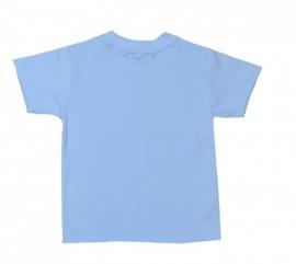 02 Hanssop blauw shirt maat 92