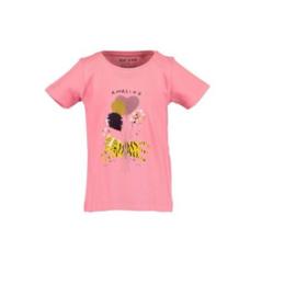 00001 Blue Seven shirt roze 702213