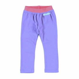 01 Little Feet legging  violet p93b4 maat 68