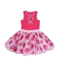 00011 LoFff jurk dansing roses Z8311-02