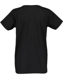 0006 Blue Seven shirt zwart  602670