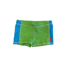 021 Far Out zwembroek groen/ blauw maat 104-110