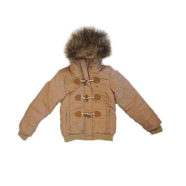 001 Far out bomber meiden winterjas beige maat 134-140