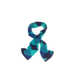 1 Mim-Pi 312 sjaal blauw