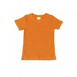 00021 Koeka shirt oranje 1018/55-010 maat 98