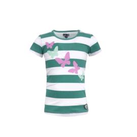 0000  LoFff shirt groen Z8592-64