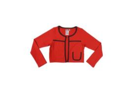 005 LoFff Jacket -Red/Black- Z8043-01