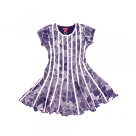 1 LoFff jurk -blauw Z8113-03a