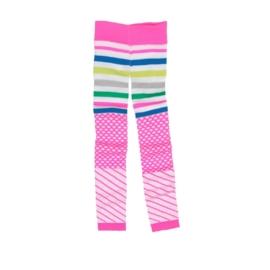 01 Mim Pi  1502 legging roze maat 8/10 (134 -140)