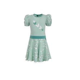 00001 LoFff jurk groen Z8552-61