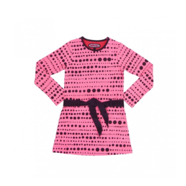 00004 Happynr1 jurk roze 19-238
