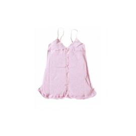 008 Hanssop babydoll / nachthemd roze maat 128