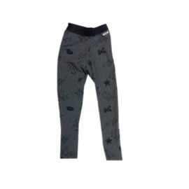 0001 Retour legging  grijs 73-405 maat 104