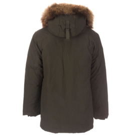 1 Airforce heren parka M0015 RF metal grey