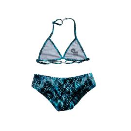 001 Just Beach Cherry Batik bikini