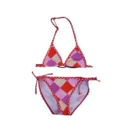 01 Far out bikini  paars-roze