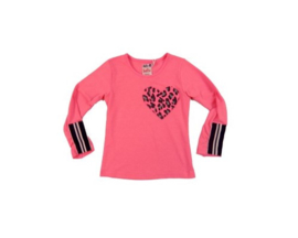 2 LoFff Shirt -Pink- Z8044-05
